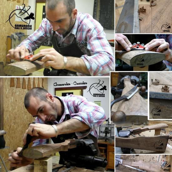 Travail Bois - Monteur à bois